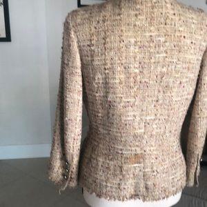 CHANEL Jackets & Coats - Vintage Chanel tweed jacket